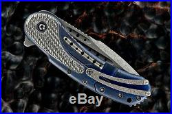 Todd Begg Beggatti Framelock Flipper Pre-owned in Mint Condition