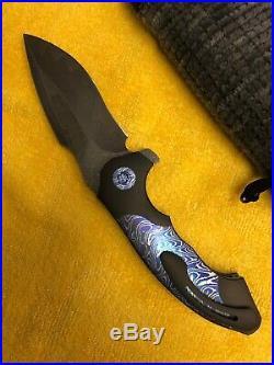 Todd Fischer Sr. Archangel 4 Custom Flipper