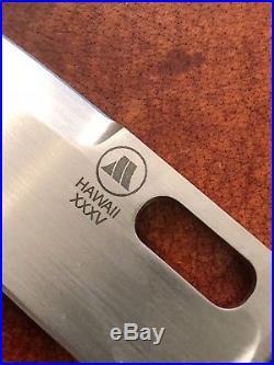 Tom Mayo Dr. Death XL Carbon Fiber Mosaic Custom Folding Knife