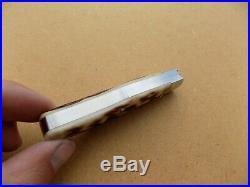 Tony Bose Custom Swayback Knife