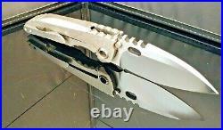 Vega framelock folder by Dalibor Bergam