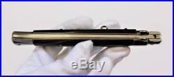 Vintage Italian Stilettofolding Knife11-3/4 Oalno Reserve Auction