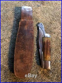 Vintage Marbles Safety Folding Knife. Nice