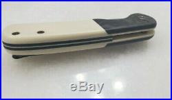 Wells Blade Works Custom Folding Knife