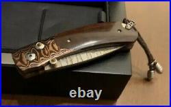 William Henry B09 Copperhead Knife