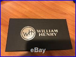 William Henry B10 Scarlet Pine Knife