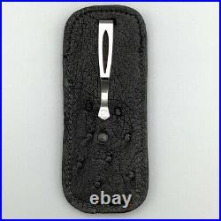 William Henry B30 GenTac North Sea Damascus Pocket Knife 2008 LTD 15/20 NIB