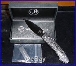 William Henry. E6-3 Ultra Light Gent's Pocketknife. LNIB