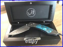 William Henry Knife B12 Flagstaff