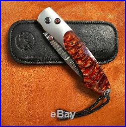 William Henry Knife B12 Spearpoint Lodgepole Retail $1,050.00