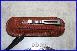 William Henry Knife HRC-67/ ZDP 189 / 75-0037