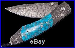 William Henry Knife Limited Edition B12 Spearpoint Flagstaff #58/100