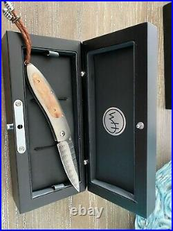 William Henry Knife Monarch Curl B05 Curl Model IMMACULATE CONDITION No Reserve