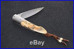 William Henry Knife WHT10-MB