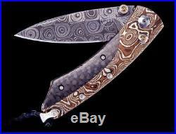 William Henry'MCR' pocket knife