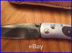William Henry Pocket Knife Monarch BO5 TSB Knife