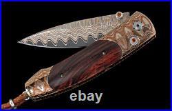 William Henry Scorch Pocket Knife
