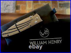 William henry knife B30 Saturn