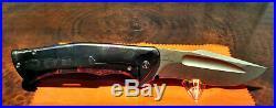 Zieba Knives & Jason Knight Custom S5 Blue Smoke Limited Run Collab
